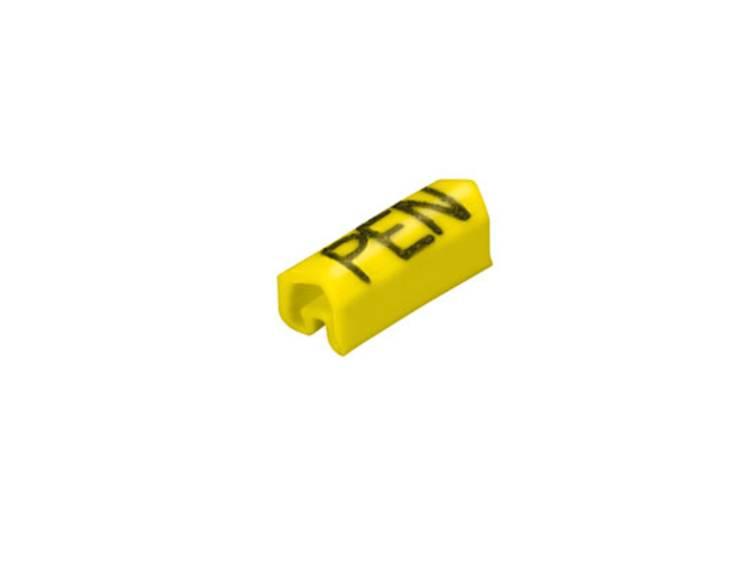Leidingmarkeerder CLI C 02-9 GE/SW PEN MP Weidmüller Inhoud: 100 stuks