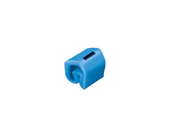 Leidingmarkeerder CLI C 02-3 BL/SW - MP Weidmüller Inhoud: 200 stuks
