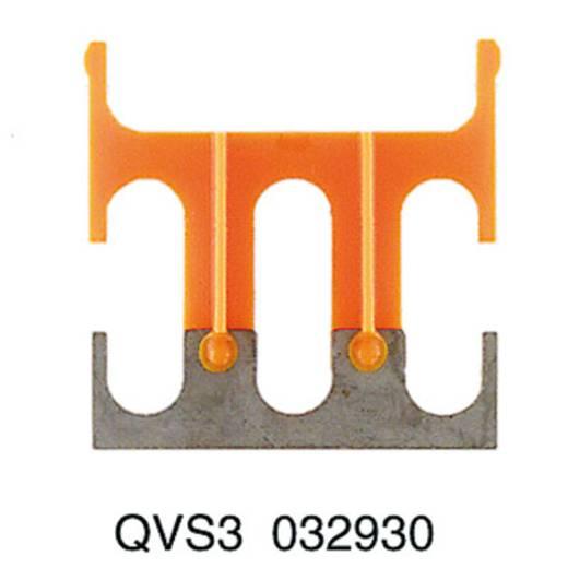 Dwarsverbinder QVS 3 SAKT1+2 0329300000 Weidmüller 20 stuks