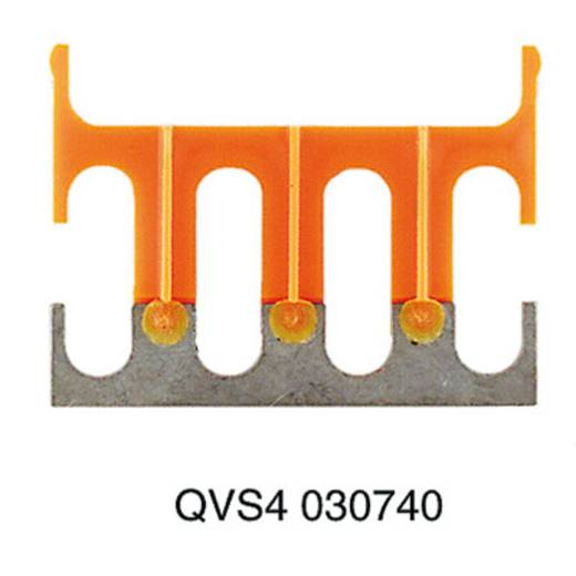 Dwarsverbinder QVS 4 SAKT1+2 0307400000 Weidmüller 20 stuks