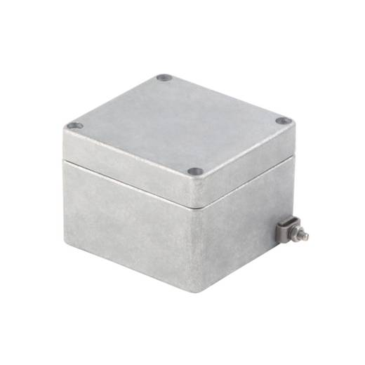Weidmüller KLIPPON K01 VMQ RAL7001 Universele behuizing Aluminium 10 stuks