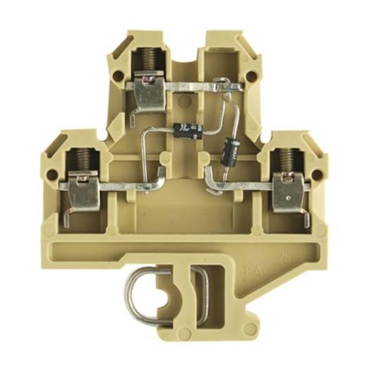 Weidmüller DK 4/32 2D CSA A2 Element-serieklem 25 stuks