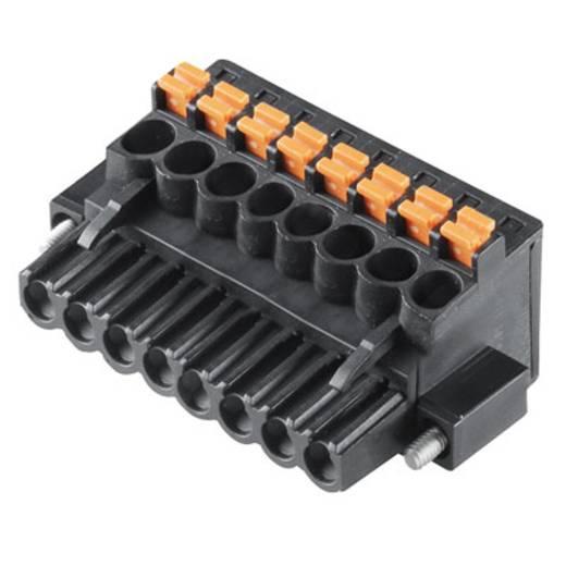 Connectoren voor printplaten Zwart Weidmüller 1000220001 Inhoud: 90 stuks