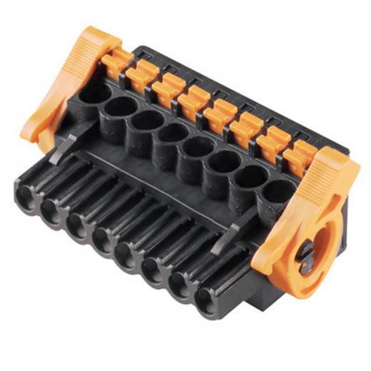 Connectoren voor printplaten Zwart Weidmüller 1000410001 Inhoud: 90 stuks