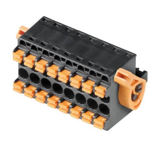 Connectoren voor printplaten Weidmüller 1001140000 Inhoud: 24 stuks