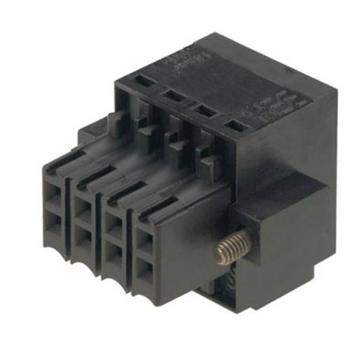 Connectoren voor printplaten B2L 3.50/10/180F SN OR BX Weidmüller Inhoud: 72 stuks