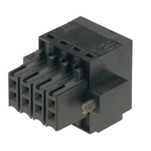 Connectoren voor printplaten B2L 3.50/10/180F SN BK BX Weidmüller Inhoud: 72 stuks
