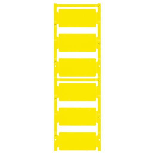 Apparaatmarkering Montagemethode: Vastklemmen Markeringsvlak: 60 x 30 mm Geschikt voor serie Apparatuur en schakelappara