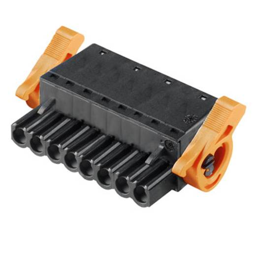 Weidmüller 1014260000 Busbehuizing-kabel BL/SL Totaal aantal polen 15 Rastermaat: 5.08 mm 18 stuks