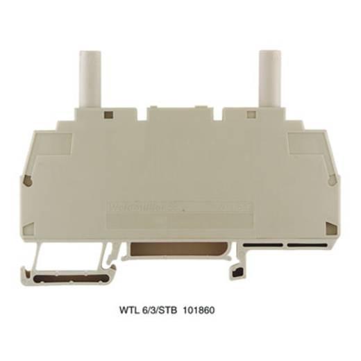 Testscheidingsserieklem WTL 6/3 1018800000 Weidmüller 50 stuks