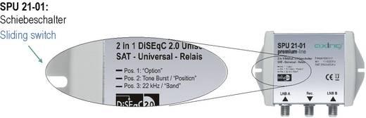 DiSEqC 2 naar 1-omschakelaar