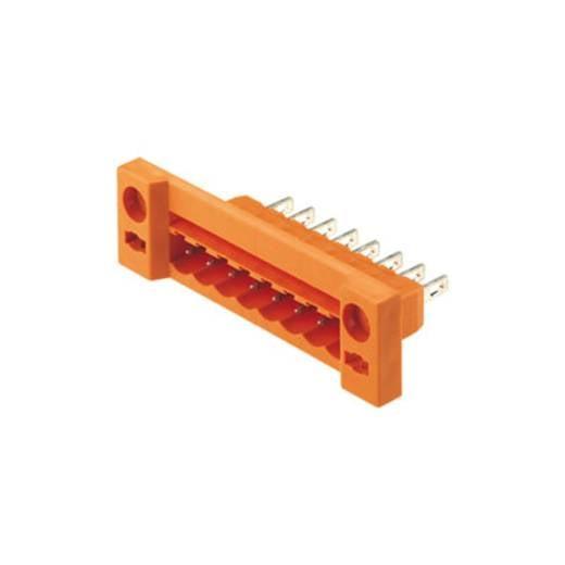 Connectoren voor printplaten SLDF 5.08 L/F 3 SN OR BX Weidmüller Inhoud: 100 stuks