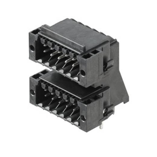 Connectoren voor printplaten Zwart Weidmüller 1028420000 Inhoud: 20 stuks