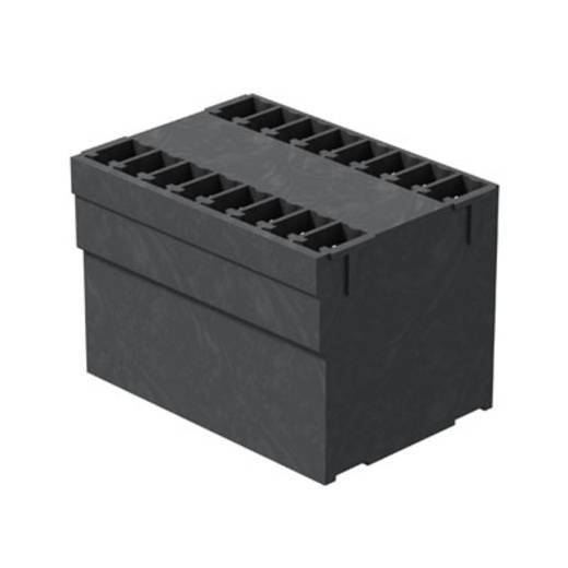 Connectoren voor printplaten Zwart Weidmüller 1031110000 Inhoud: 20 stuks