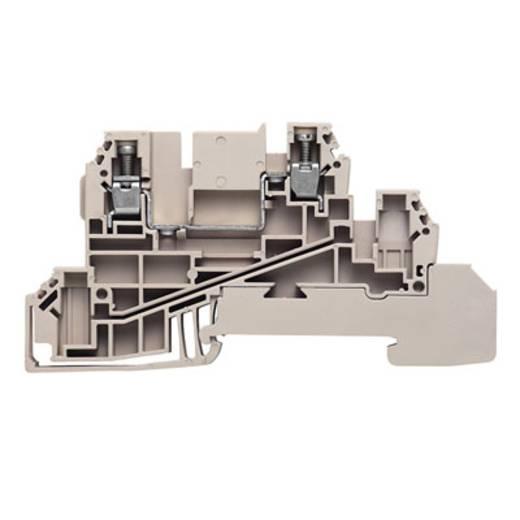 Verdeler-serieklem met WQV WDL 2.5/L 1030400000 Weidmüller 50 stuks