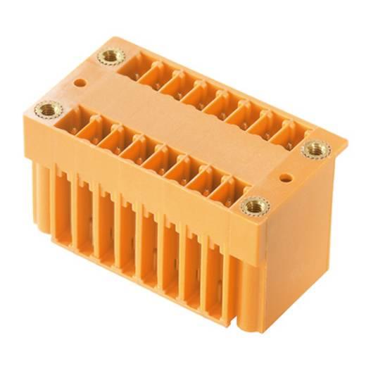 Connectoren voor printplaten Oranje Weidmüller 1030440000 Inhoud: 50 stuks