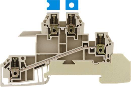 Verdeler-serieklem voor N-rail WDL 2.5/S/N/L 1030800000 Weidmüller 50 stuks