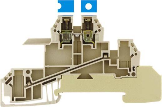Verdeler-serieklem voor N-rail WDL 2.5/S/N 1030900000 Weidmüller 50 stuks