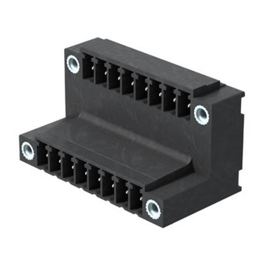Connectoren voor printplaten Zwart Weidmüller 1034050000 Inhoud: 50 stuks