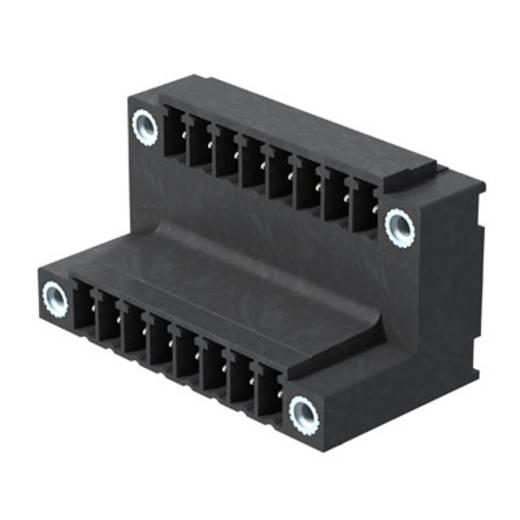 Connectoren voor printplaten Zwart Weidmüller 1034080000 Inhoud: 50 stuks