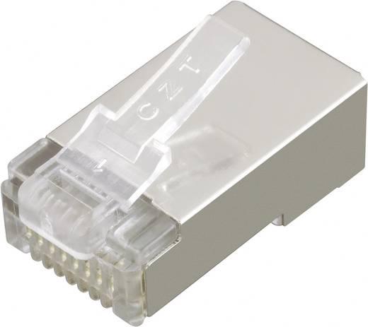 RJ45 connector Aantal polen: 8P8C