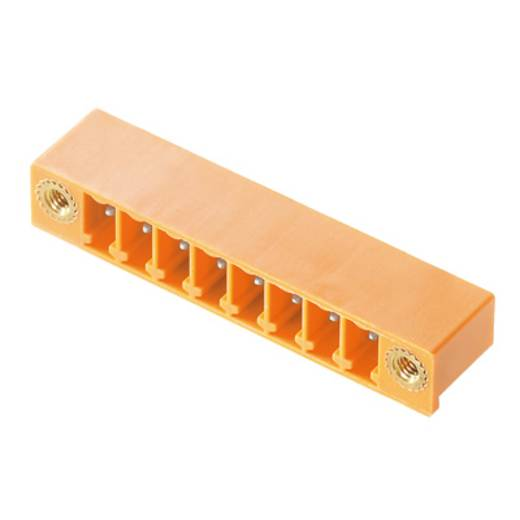 Connectoren voor printplaten Oranje Weidmüller 1038080000 Inhoud: 50 stuks
