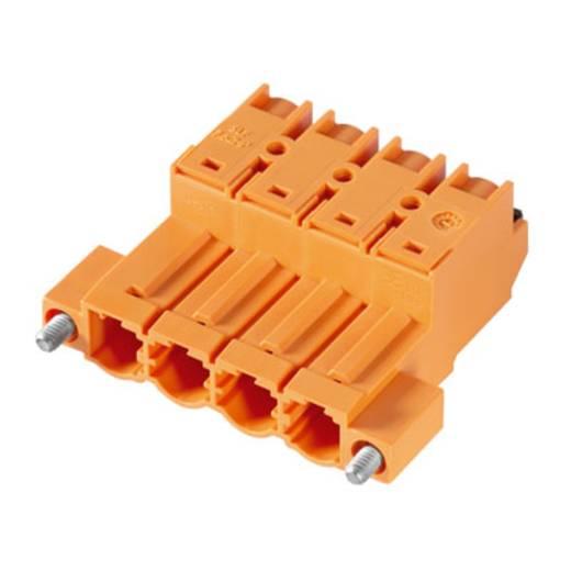 Connectoren voor printplaten Oranje Weidmüller 1043650000 Inhoud: 42 stuks