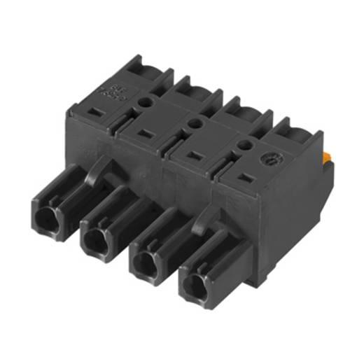Busbehuizing-kabel BL Totaal aantal polen 3 Weidmüller 1043840000 Rastermaat: 7.62 mm 78 stuks