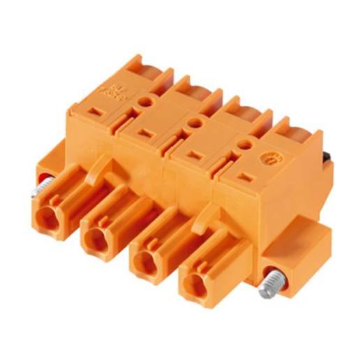Busbehuizing-kabel BL Totaal aantal polen 4 Weidmüller 1043890000 Rastermaat: 7.62 mm 42 stuks