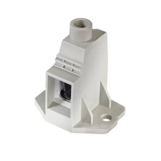 Klemschroefblok 35.00 mm² Aantal polen 1 LXXX 15.00/01/90F 4.5SN GY BX Weidmüller Grijs 20 stuks
