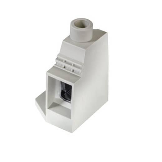 Klemschroefblok 35.00 mm² Aantal polen 1 LXXX 15.00/01/90FL 4.5SN GY BX Weidmüller Grijs 20 stuks