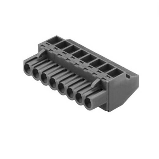 Busbehuizing-kabel BL Totaal aantal polen 3 Weidmüller 1048020000 Rastermaat: 5.08 mm 120 stuks