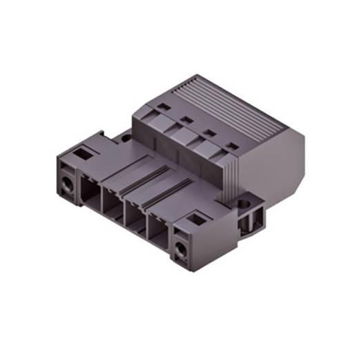 Connectoren voor printplaten Zwart Weidmüller 1061000000 Inhoud: 25 stuks