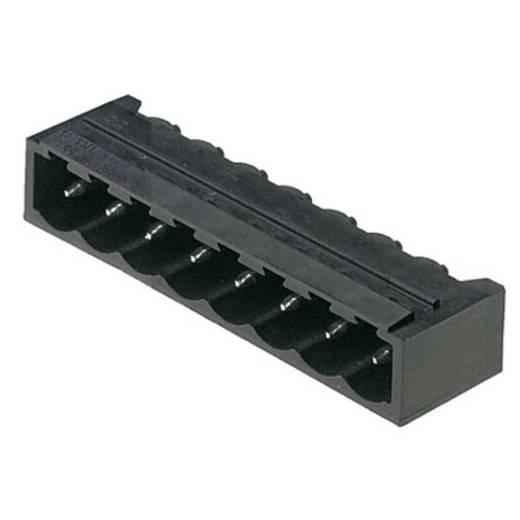 Connectoren voor printplaten SL-SMT 5.08/06/90G 1.5 SN BK RL Weidmüller<br