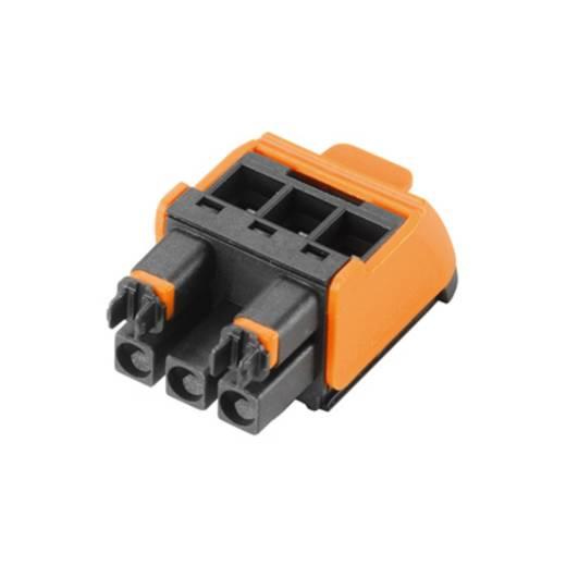Weidmüller Connectoren voor printplaten BHZ 5.00/03/90LH BK/BL (l x b x h) 14.6 x 17.4 x 29 mm