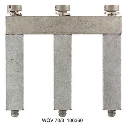 Dwarsverbinder WQV 70/95/3 Weidmüller Inhoud: 5 stuks
