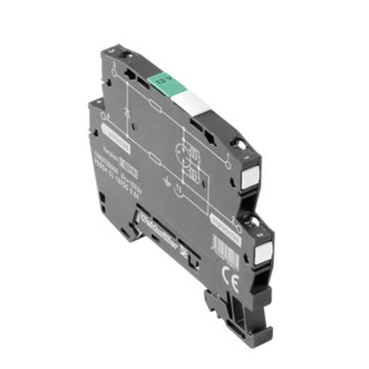 Weidmüller VSSC4 CL 12VDC 0.5A 1063720000 Overspanningsafleider Set van 10 Overspanningsbeveiliging voor: Verdeelkast 2.5 kA