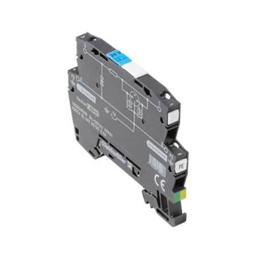 Weidmüller VSSC4 SL 60VAC/DC 0.5A 1063870000 Overspanningsafleider Set van 10 Overspanningsbeveiliging voor: Verdeelkast