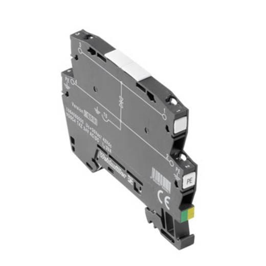 Weidmüller VSSC4 TAZ 24VAC/DC 1064080000 Overspanningsafleider Set van 10 Overspanningsbeveiliging voor: Verdeelkast 0.1 kA