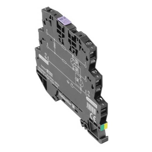 Weidmüller VSSC6 CL 12VDC 0.5A 1064150000 Overspanningsafleider Set van 10 Overspanningsbeveiliging voor: Verdeelkast 2.5 kA