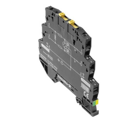 Weidmüller VSSC6 TR CL 12VDC 0.5A 1064220000 Overspanningsafleider Set van 10 Overspanningsbeveiliging voor: Verdeelkast 2.5 kA
