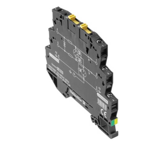 Weidmüller VSSC6TRCLFG12VDC0.5A 1064300000 Overspanningsafleider Set van 10 Overspanningsbeveiliging voor: Verdeelkast 2.5 kA