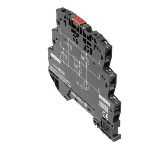 Weidmüller VSSC6SLFGLD24VAC/DC0.5A 1064430000 Overspanningsafleider Set van 10 Overspanningsbeveiliging voor: Verdeelkast 2.5 kA