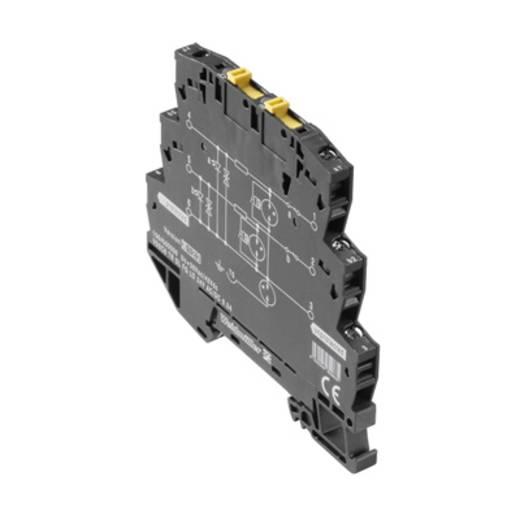 Weidmüller VSSC6TRSLFGLD12VDC0.5A 1064490000 Overspanningsafleider Set van 10 Overspanningsbeveiliging voor: Verdeelkast 2.5 kA