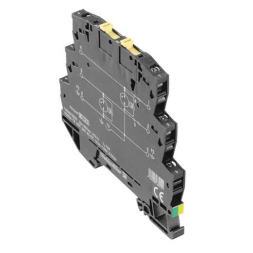 Weidmüller VSSC6TRGDT110VAC / DC10KA 1064890000 Overspanningsafleider Set van 10 Overspanningsbeveiliging voor: Verdeelkast 2.5 kA