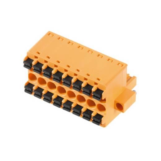 Connectoren voor printplaten Oranje Weidmüller 1065120000 Inhoud: 24 stuks