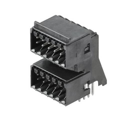 Connectoren voor printplaten Zwart Weidmüller 1065370000 Inhoud: 20 stuks