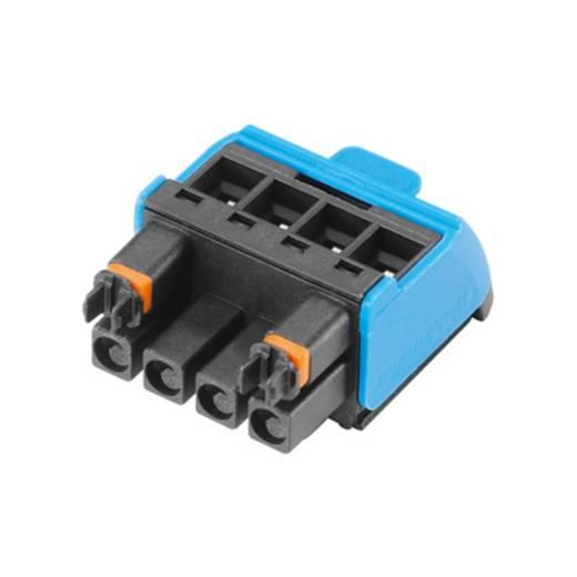 Weidmüller Connectoren voor printplaten BHZ 5.00/04/90LH BK/BL (l x b x h) 14.6 x 22.4 x 29 mm