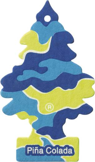 Wunder-Baum Geurkaart Pina colada 1 stuks