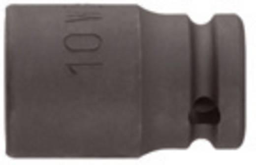 "Wiha 32543 Inbusdop Kracht-dopsleutelinzet 10 mm 1/4"" (6.3 mm) Afmeting, lengte: 28 mm"